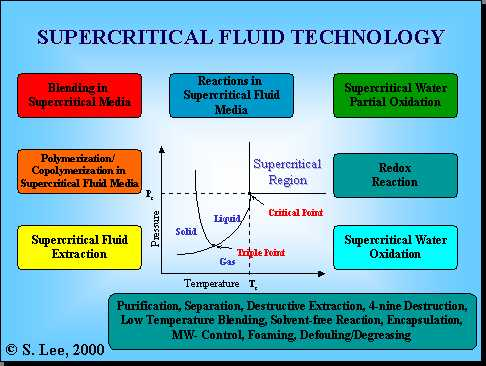 Supercritical Fluid Technology – Sunggyu Lee, PhD